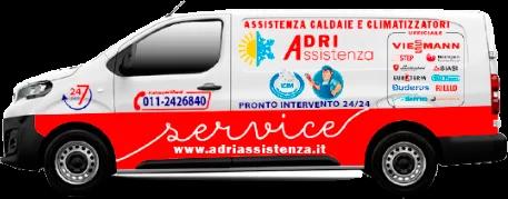 Assistenza Caldaie e Condizionatori a Torino