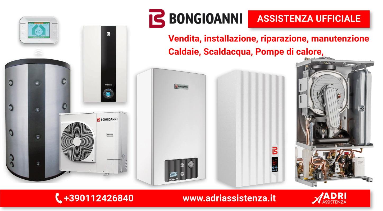 Service caldaie Bongioanni a Torino