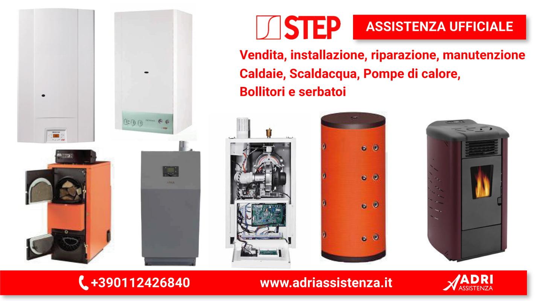 Service caldaie Step a Torino